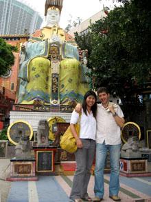 Tempio Hong Kong