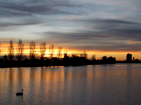 Albert Park Lake, St. Kilda (Melbourne)