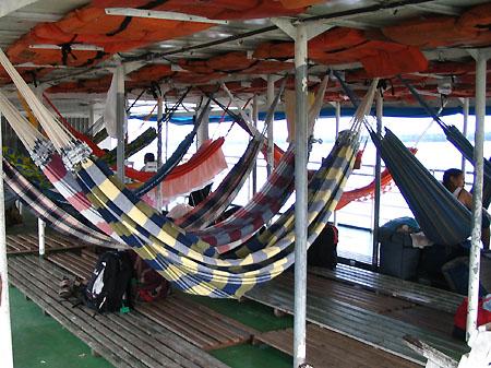 amache barca rio delle amazzoni
