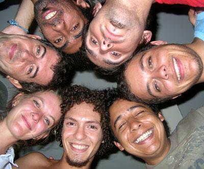 Gli amici di Rio de Janeiro