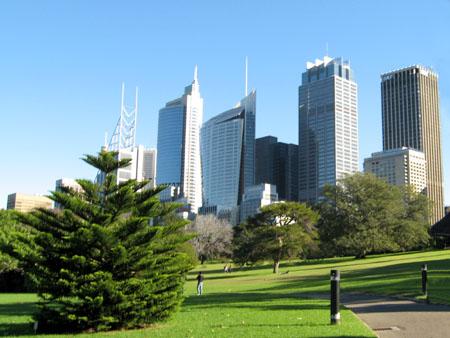 Sydney, Botanic Gardens