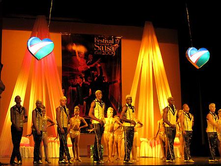 Festival Salsa Cali