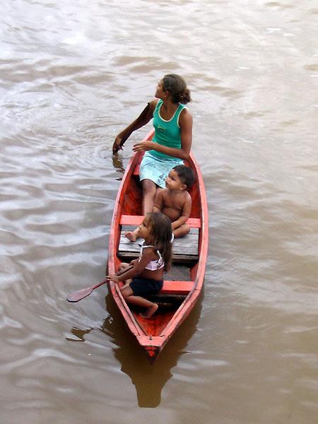 indios rio delle amazzoni