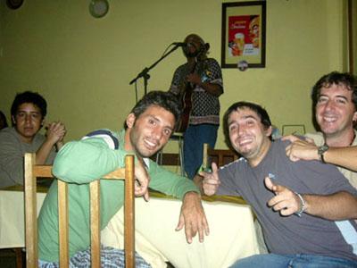 Amici a Rio De Janeiro