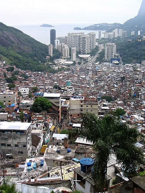 Rocinha Ipanema - Favelas Brasile