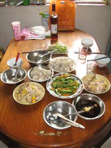 Pranzo cinese