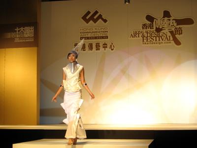 Sfilata moda Hong Kong