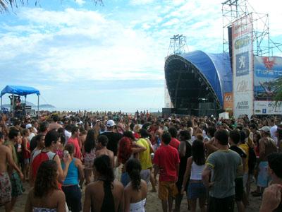 DJ Tiesto Rio De Janeiro