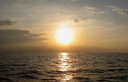 Isole Gili: Tramonto Wallace