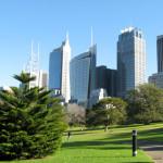 Partenza da Sydney