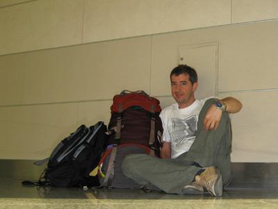 Foto in aeroporto