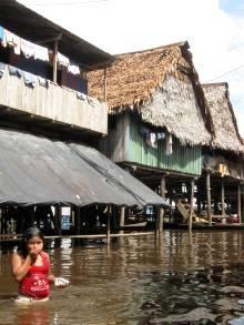 Belen, Iquitos, Amazzonia