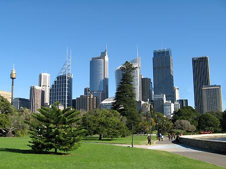 Sydney, Royal Botanic Gardens