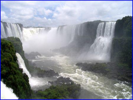 Cascata Iguazu Brasile