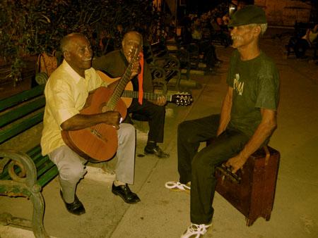 Musicisti Baracoa