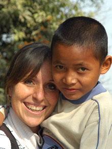 Nepal, Laura