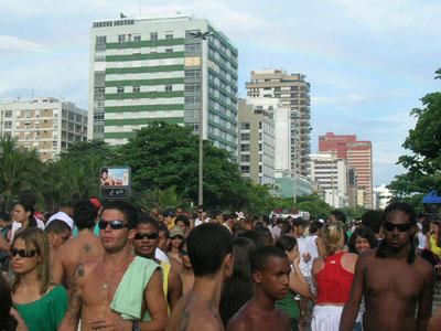DJ Tiesto Ipanema Rio